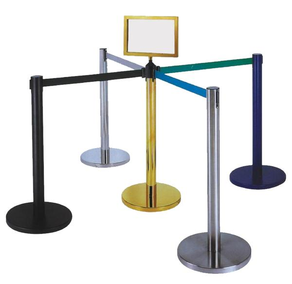 Railing Stand Stainless Steel 91cm